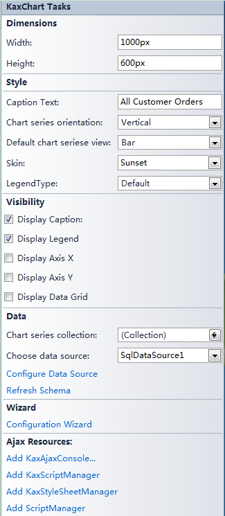 binding database data to chart step1 in asp.net ajax